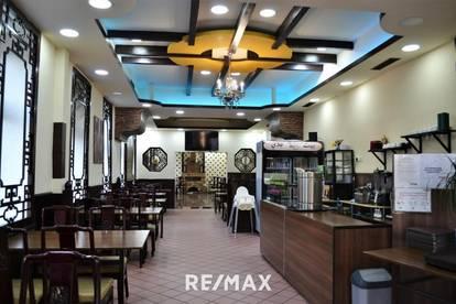 Sehr gut eingeführtes Restaurant in attraktiver Lage!