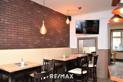 Café Bar mit Terrasse sucht Nachfolger, viel Potential vorhanden!