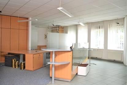 Großzügiges Büro/Geschäftslokal mit vielfältigen Nutzungsmöglichkeiten!
