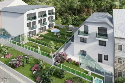 250 m neben WIEN - 5 Neubauhäuser mit Garagenstellplätzen - Jetzt Wunschgrundriss mitplanen!