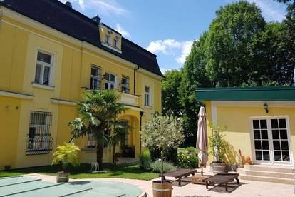 Herrschaftliche Liegenschaft in Dornbach