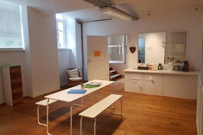 Praxis / Büro / Salon / Studio ~ Aumannplatz ~ Terrasse
