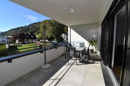 Moderne 2-Zimmerwohnung mit großer Terrasse!