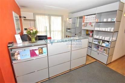 Großzügige Praxis/Büroräumlichkeit in zentraler Lage in Götzis!