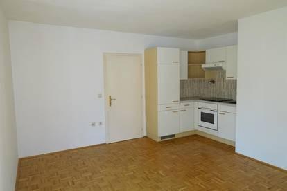 Sehr ruhige 2-Zimmer-Terrassenwohnung in Salzburg-Aigen