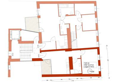 Dachgeschosswohnung - Erstbezug - Provisionsfrei