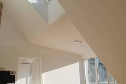 Provisionsfrei - Dachgeschosswohnung im Grünen