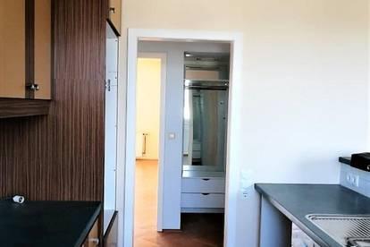 Sehr gut angelegte 3 Zimmer Wohnung mit Balkon, Parkplatz, Grünblick. / Video Besichtigung möglich
