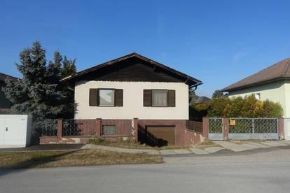 Einfamilienhaus auf 600 m² Grund