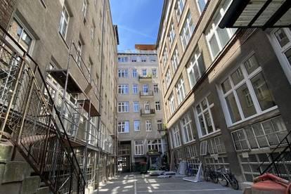 Loftflächen mit Balkon zu kaufen