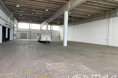 Lager/Produktionshalle nahe SCS