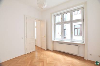 Ruhige, hofseitige 2-Zimmer Altbauwohnung nahe dem Belvedere
