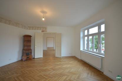 Exclusive 4-room-apartment with great view