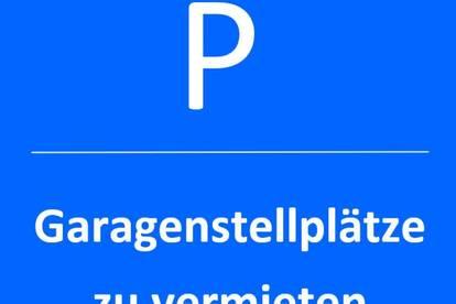 Garagenstellplätze auf der Spittelauer Lände zu vermieten