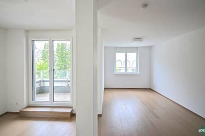 Exklusive 2-Zimmer-Wohnung in Glanzing