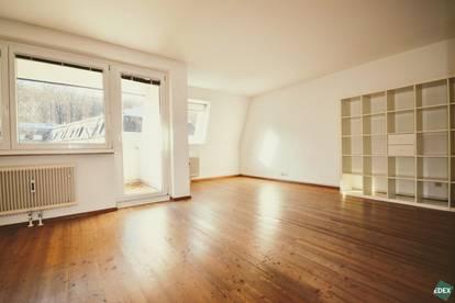 Helle 3-Zimmer-Wohnung mit Loggia in Neuwaldegg