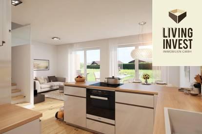 """NEU! 2. Bauabschnitt! Innovative 4-Raumkonzept Doppelhäuser """"Smart Living"""" in Perg - Haus C1"""