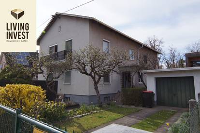 Renovierungsbedürftiges Doppelhaus in Leonding/Doppl ab sofort zu verkaufen!