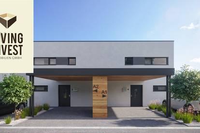 Exklusives Neubau-Doppelhaus in Perg zu vermieten!