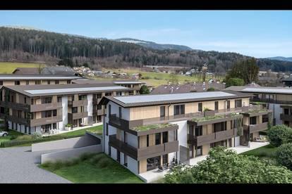 """BVH Thalgau - Massivholzbau """"Wohnen am Sagergut"""""""
