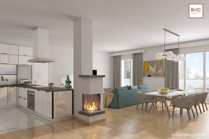 SCHICKE DG Wohnung mit herrlicher Terrasse & bester Anbindung!
