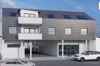 Ideale Starterwohnung mit hübscher Loggia - Neubauprojekt Wr. Neudorf!