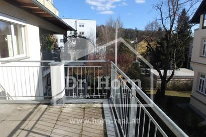 Geidorf/Hilmgasse: Sonnige 2 ZI + großer Balkon + TG-Platz in Grünruhelage!