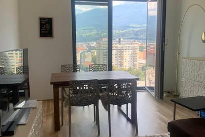 Attraktive, neuwertige Wohnung in bester Lage in Innsbruck