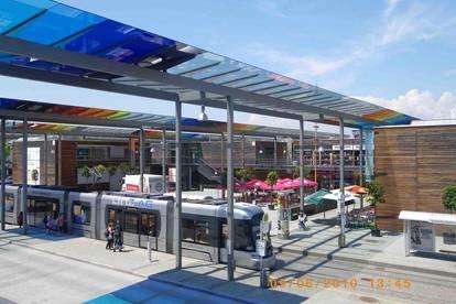 Geschäftslokal - Gastrofläche in der Solar City Linz-Pichling