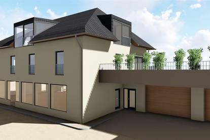 Terrassenwohnung W3 Erstbezug, im Ortszentrum von Seekirchen