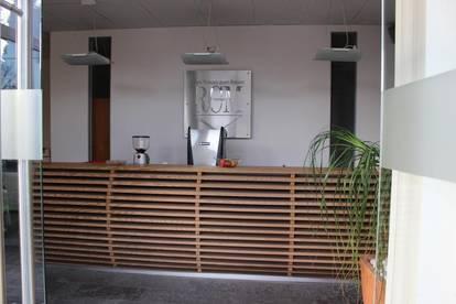 Firmensitz: Bürohaus in Mödling