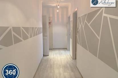 Provisionsfreie 3 Zimmer Wohnung mit Garten