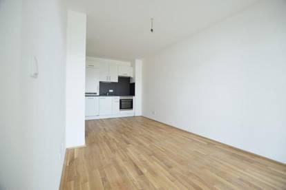 Erstbezugscharakter - Puntigam - Brauquartier - 48m² - 2 Zimmer - Singlewohnung - große Loggia
