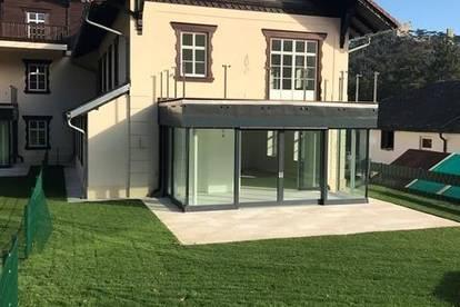 SIE bezahlen keine Käuferprovision! - ERSTBEZUG: Eigentumswohnung Top 3 mit Garten, Terrasse und Wintergarten  BARRIEREFREI!