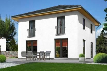 Stadtvilla massiv gebaut auf Eigengrund Nähe Hollabrunn - ruhige Lage