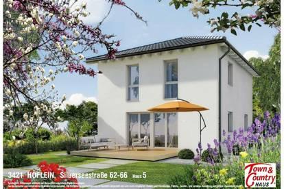 Einfamilienhäuser in perfekter Lage an der Donau