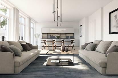 NEW PRESTIGE - Großzügige 4-Zimmer Wohnung mit Terrasse in Premium Lage (Exklusiver Erstbezug)