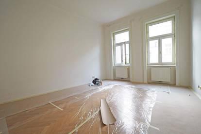 HAUPTBAHNHOF | ruhig gelegene 2-Zimmer-Altbauwohnung