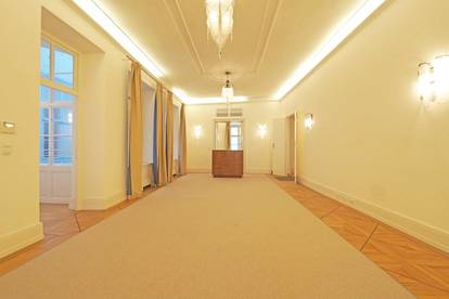 ANNAGASSE   repräsentatives 6-Zimmer-Büro in bester Innenstadtlage