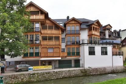 Traumwohung im Herzen Österreichs Bad Ausse Terrasse zur Traun