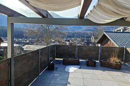 Dachgeschosswohnung in Goiserer Toplage