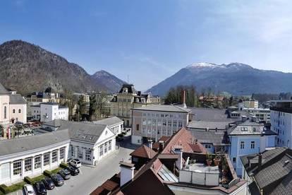 Über den Dächern von Bad Ischl in direkter Zentrumslage