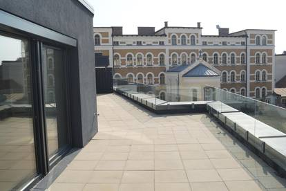 Top Dachterrassenwohnung 80m² mit Südterrasse - Zentrum!   Provisionsfrei!