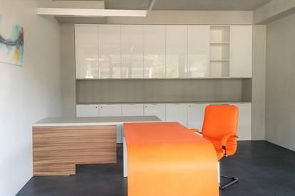 Büro-, Geschäfts- und Lagerflächen