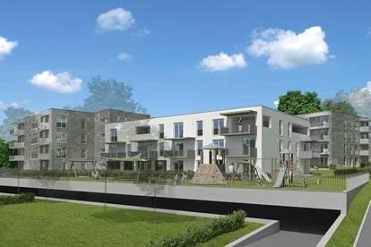 "Top 19/20 im 1. OG, Neubauprojekt in Schärding ""Kreuzberg"", Mietkaufwohnung Typ 1 (2-Zimmer)"