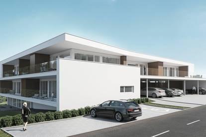 """Top 3 mit überdachter Terrasse, Neubauprojekt """"L 7"""" Ried im Innkreis, Eigentum (4-Zimmer)"""