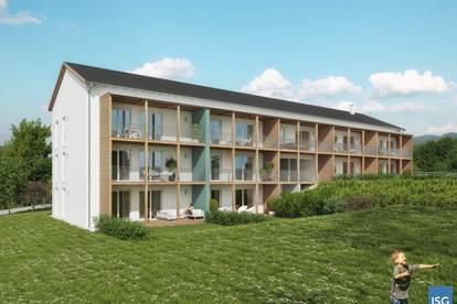Neubau von Eigentumswohnungen in Kopfing, Dreizimmerwohnungen Top 2/7/13