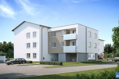 Neubauprojekt in Aurolzmünster, 3-Zimmer-Mietkaufwohnung Top 9