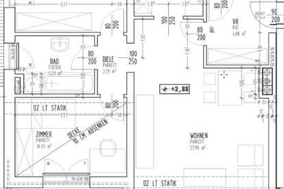 Objekt 338: 3-Zimmerwohnung in Aurolzmünster, Antiesenweg 13, Top 4