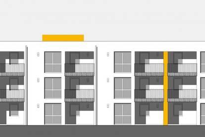 Moderne Mietwohnungen Natternbach , Neubau, 2-Zimmer, Top 7/12